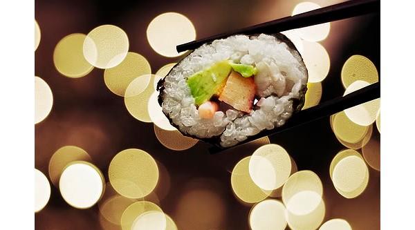 Não se deve misturar arroz com shoyu