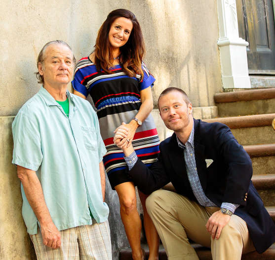 17. Um inescrupuloso Bill Murray