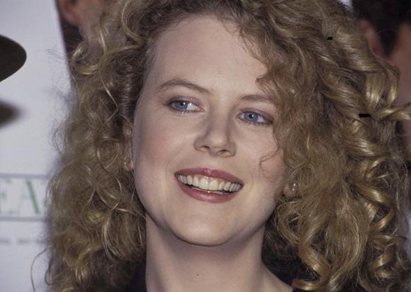 8. A australiana Nicole Kidman