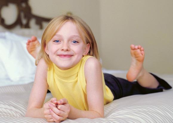 10. Dakota Fanning, talento de ouro