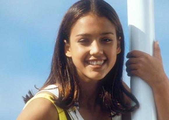 16. Jessica Alba, uma morena incomparável