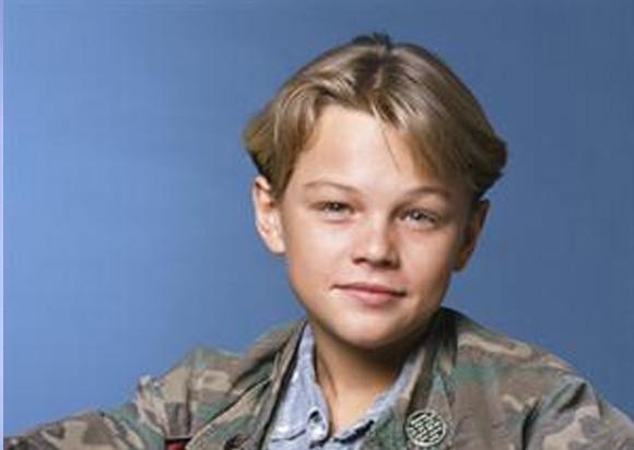 17. Leonardo DiCaprio, o cara bonito de Hollywood