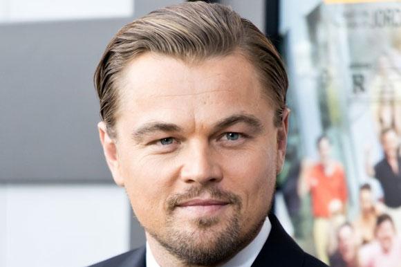 2. Leonardo DiCaprio e Judy Zipper