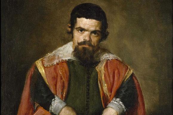 10. Peter Dinklage e uma obra do pintor Diego Velázquez