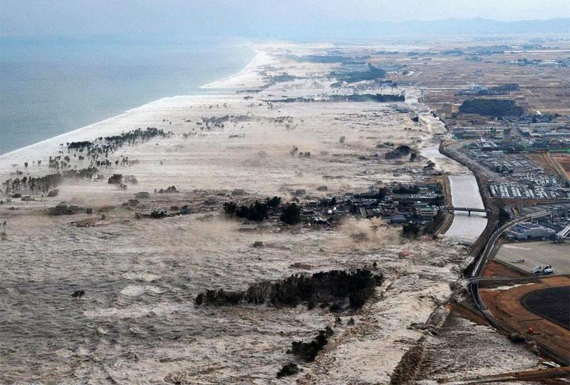 13. Desastres naturais