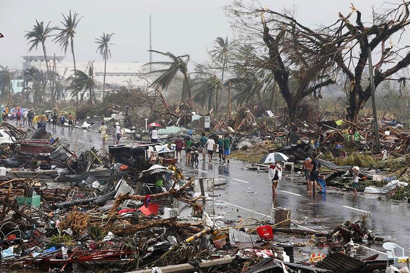 15. Tufões e super-tufões
