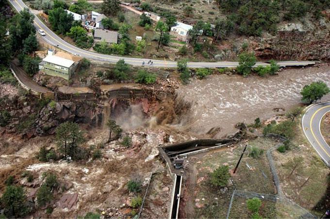 17. Inundações bíblicas