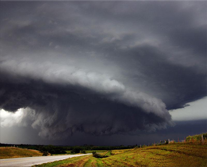 20. Super-células e furacões