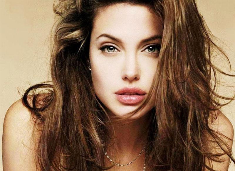 4. Angelina Jolie