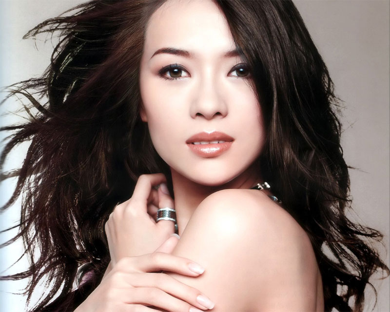 15. Zhang Ziyi