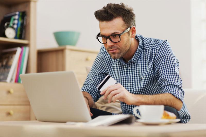 7. Compras on-line ou telefone