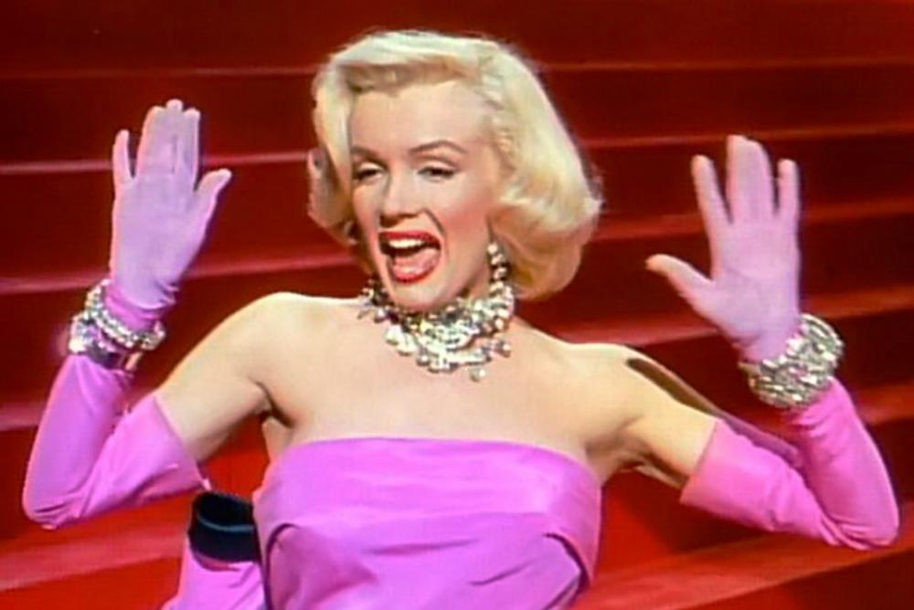 4. Marilyn Monroe (1926-1962)