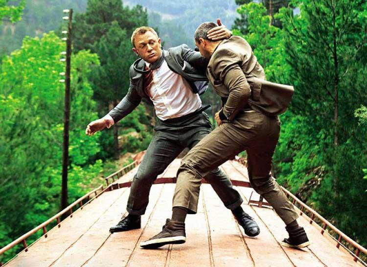 3. Daniel Craig