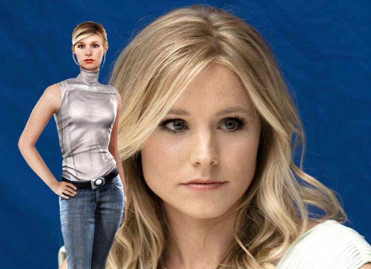 1. Kristen Bell: Assassin´s Creed