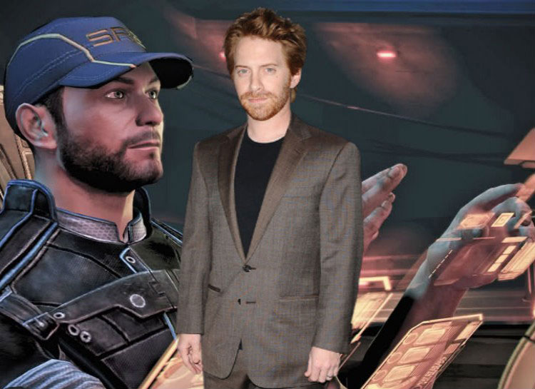 4. Seth Green: Mass Effect