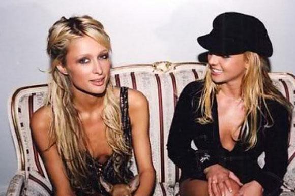 4. Paris Hilton