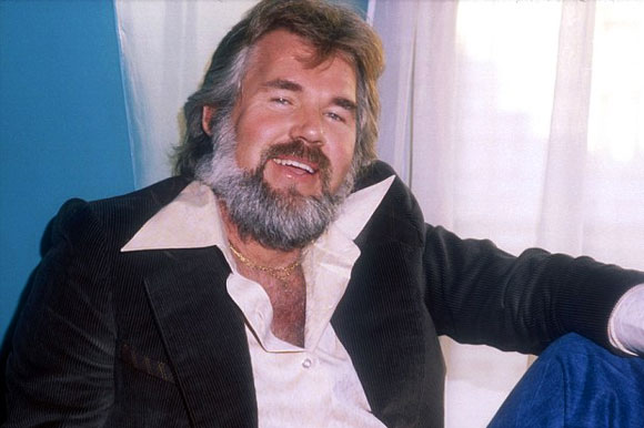 7. Kenny Rogers