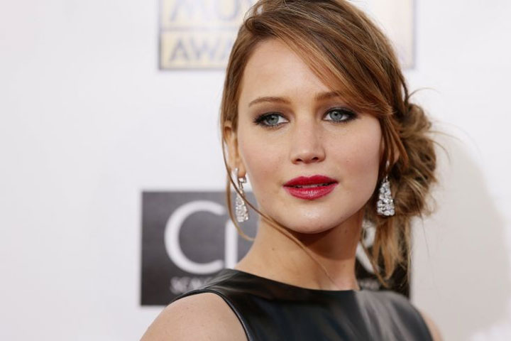 10. Jennifer Lawrence