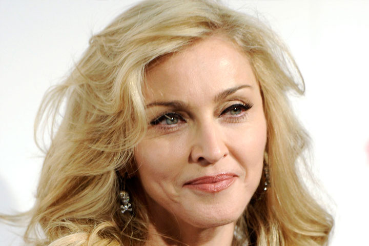 19. Madonna