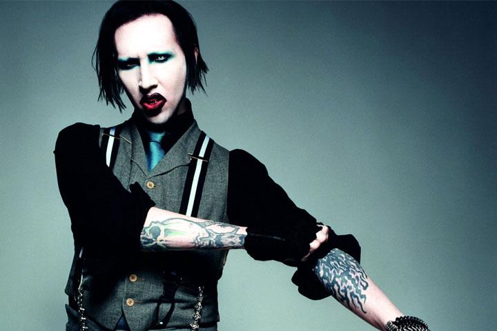 20. Marilyn Manson