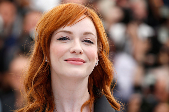 12. Christina Hendricks