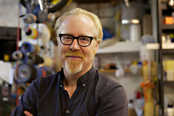 18. Adam Savage