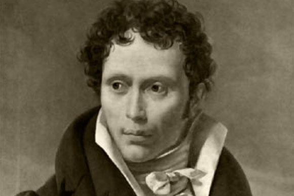 14. Johnny Deep e o filósofo Arthur Schopenhauer