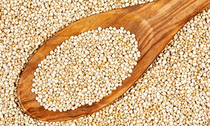 13. A Quinoa