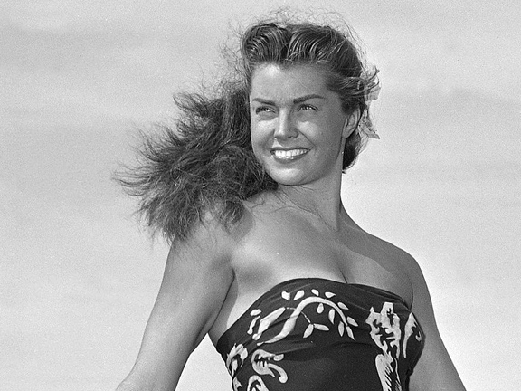 5. Esther Williams