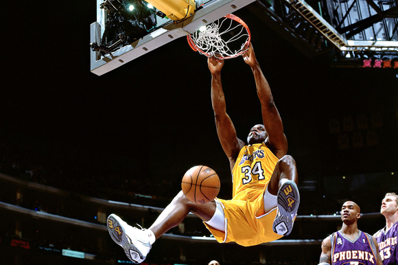 8. Shaquille O´Neal
