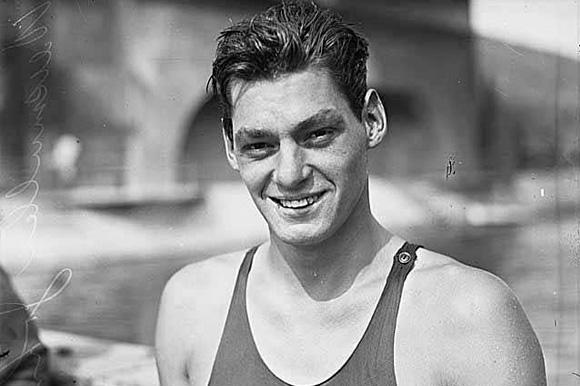 15. Johnny Weissmuller