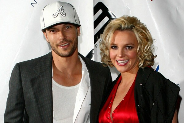 Kevin Federline e Britney Spears