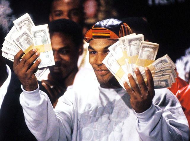 Mike Tyson perdeu todo o seu dinheiro