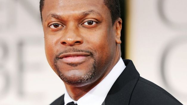 O comediante Chris Tucker