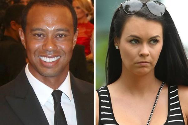 Tiger Woods e suas mulheres