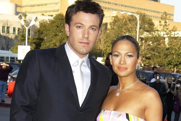 Jennifer López e Ben Affleck