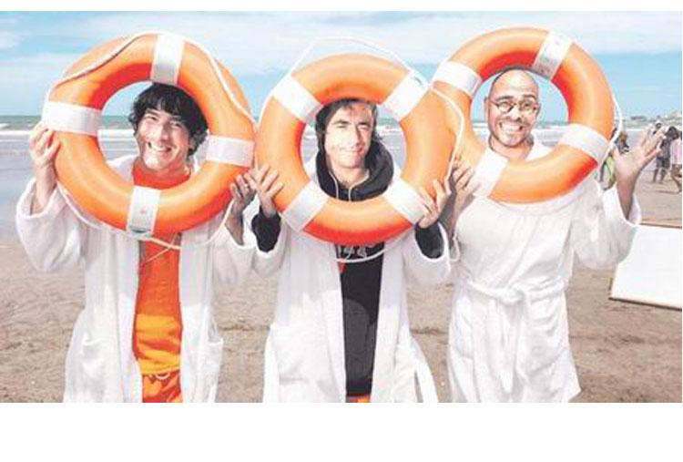 Por afogamento numa festa de salva-vidas