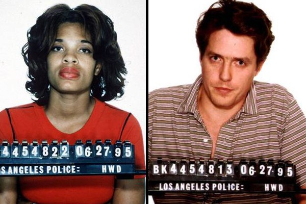 Hugh Grant e Divine Marie Brown