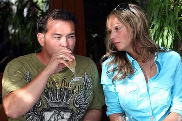 Jon Gosselin e Deanna Hummel