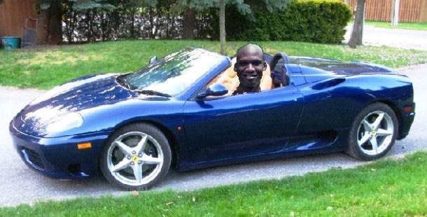 Você gosta do meu carro?