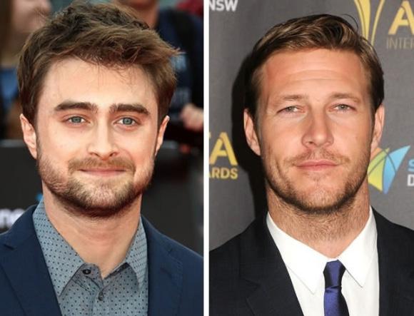 Daniel Radcliffe e Luke Bracey - 27 anos
