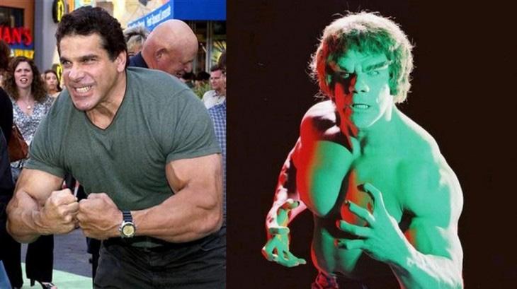Lou Ferrigno (Hulk)