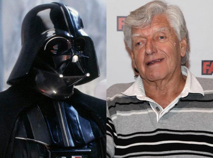 David Prowse (Darth Vader)
