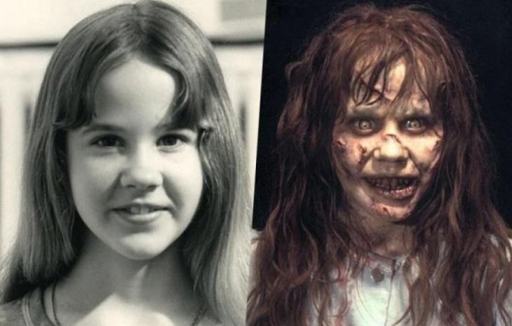 Linda Blair ( Regan MacNeil - O Exorcista)
