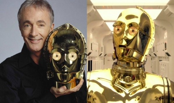 Anthony Daniels (C-3PO)