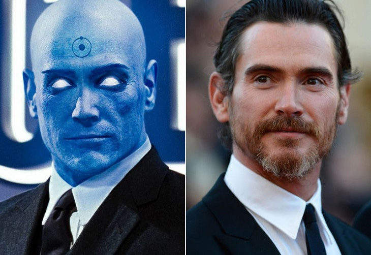Billy Crudup (Jon Osterman, Watchmen)