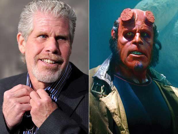 Ron Perlman (Hellboy)