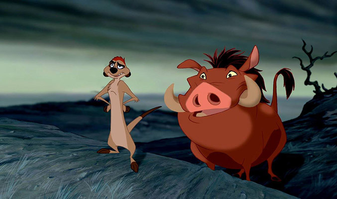 Timão e Pumba