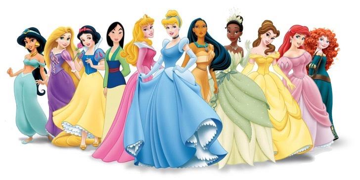 Princesas oficiais