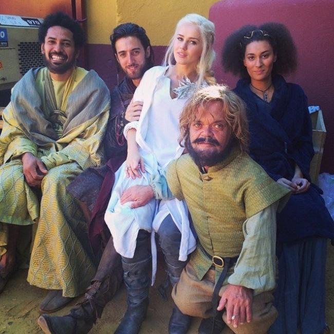 Não são eles os atores originais?